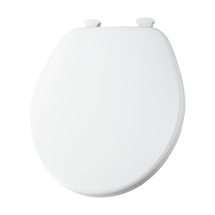 Church Seats 540ec000 Molded Wood Toilet Seat With Easy