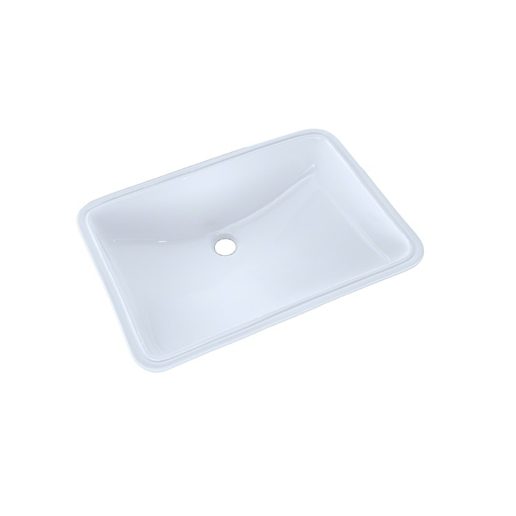 Toto Lt540g 01 23 1 4 Rectangular Undermount Bathroom Sink Ebay