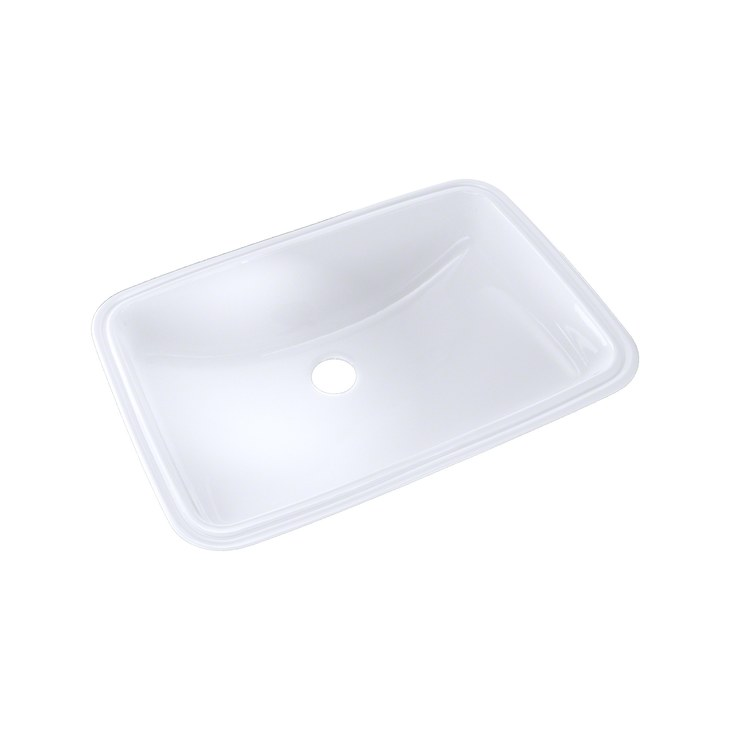 Toto Lt542g 01 20 7 8 Rectangular Undermount Bathroom Sink