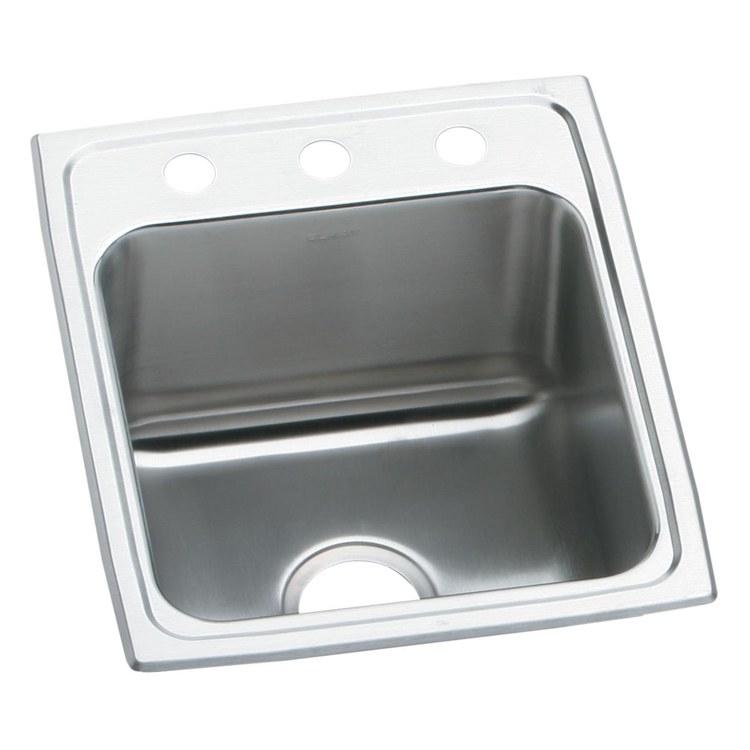 Elkay LRAD152265 Kitchen Sink   F.W. Webb Online Ordering on 6 inch deep kitchen sink, stainless steel kitchen sinks, 7 inch kitchen sinks, 6 inch depth cabinets, undermount kitchen sinks,
