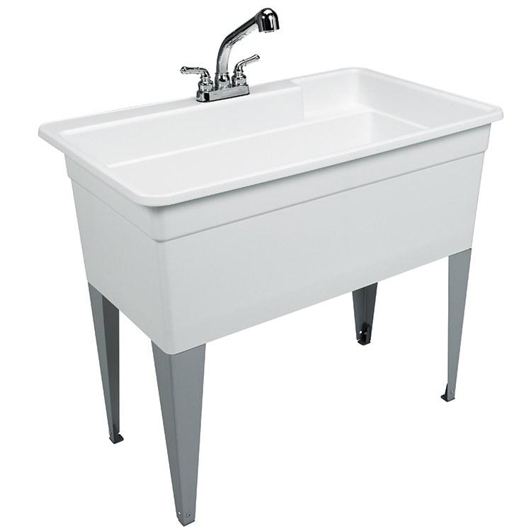 Mustee 28cf Utility Sink F W Webb Online Ordering
