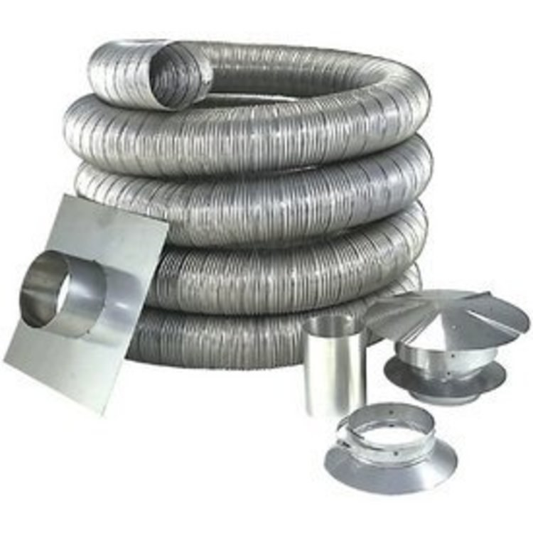 Z Flex 2oilktx0825 Chimney Liner Kit F W Webb Online
