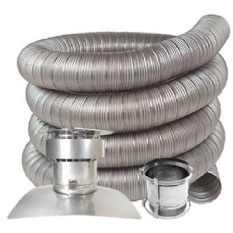 Z Flex 2oilktx0735 Chimney Liner Kit F W Webb Online
