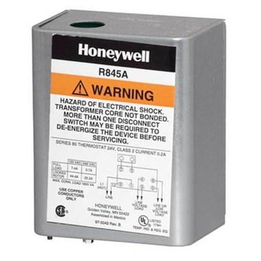 Honeywell R845A1030 Control Relay | F W  Webb Online Ordering