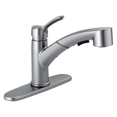 Collins Kitchen Faucet Arctic Stainless