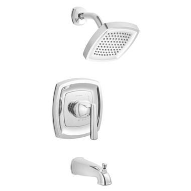 American Standard Tu018502 Tub And Shower Trim F W Webb