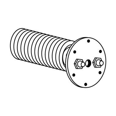 Everhot WE-625-5 Tankless Coil   F.W. Webb Online Ordering