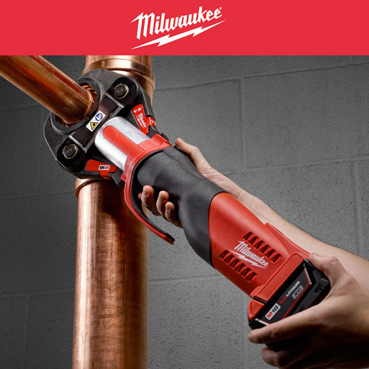 Milwaukee Press Tools