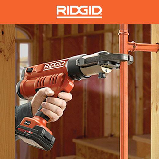 Ridgid Press Tools