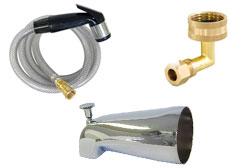 Sink, Drain and Tub Repair Parts